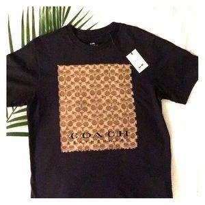 ✨New✨ COACH  tshirt